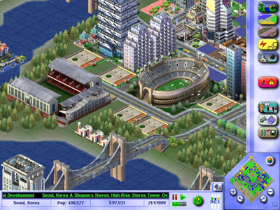 sim city